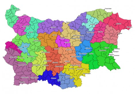 62 Ot Teritoriyata Na Blgariya Veche E Pokrita S Kadastralna Karta