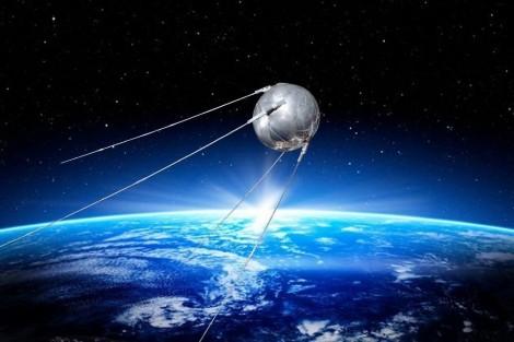 62 години от изстрелването на първия изкуствен спътник | Moreto ...